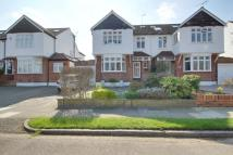 semi detached home in London, N21