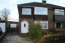 3 bed semi detached house in Thorpe Green Drive...
