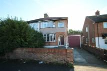 semi detached property in Maple Road, Hayes, UB4