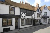 Terraced property for sale in The Mint, Rye...