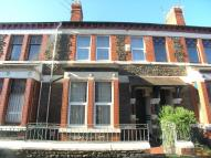 4 bed house in Alfred Street, Roath...