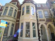 Flat to rent in Princes Street, Roath...