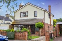 Detached house in Castle Road...