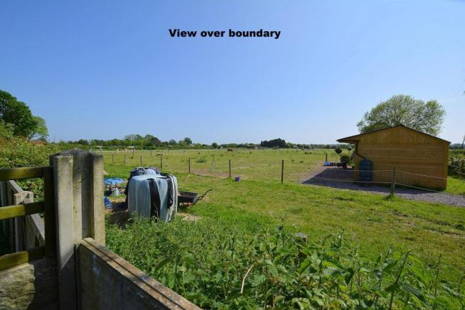 View over boundary