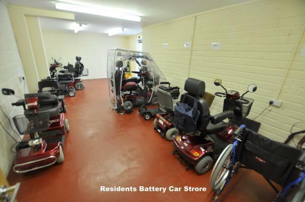 Reisdent Battery Scooter Store