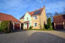 Detached home in Lower Road, Lavenham