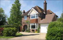 Detached property for sale in Speen