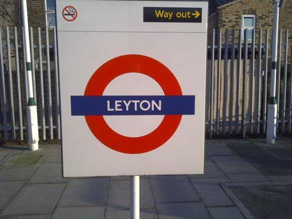 LEYTON STATION