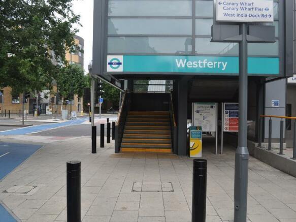 WEST FERRY DLR
