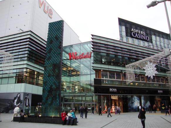 WESTFIELDS SHOPPING CENTRE