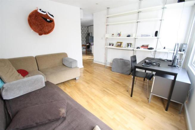 LIVING SPACE VIEW