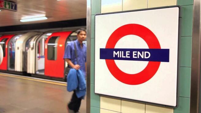 MILE END STATION