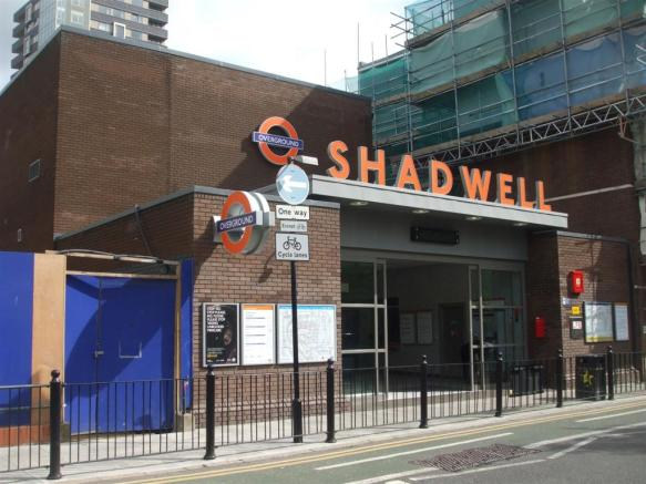 SHADWELL STATION