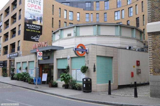 WAPPING STATION