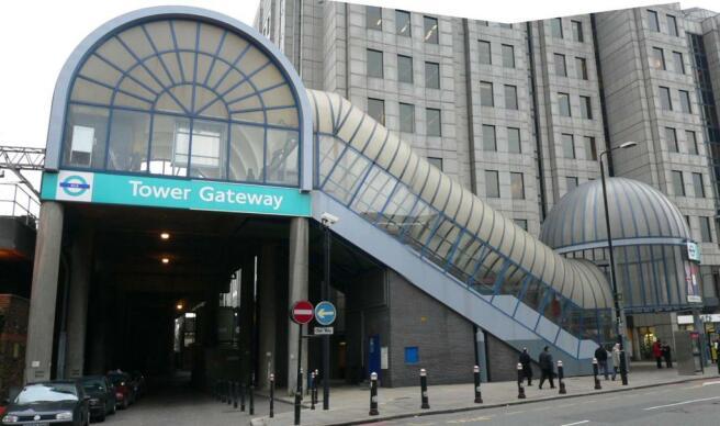 TOWER GATEWAY DLR