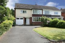 3 bed semi detached house in 39, Lodge Crescent...