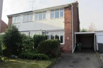3 bedroom semi detached home to rent in 35, Willow Close, Hagley...