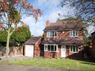 Detached home in 3, Colshaw Road, Norton...