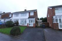 semi detached property to rent in 26, Meadowcroft, Hagley