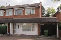 4 bedroom semi detached house in 20, Willow Close, Hagley...