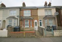 Terraced house in Downs Road, Walmer, Deal...