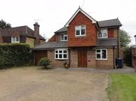 Detached house to rent in Guildford Road...