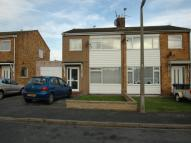 semi detached property in Gors Road, Towyn...