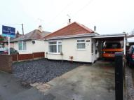 2 bed Detached Bungalow in Wendover Avenue, Towyn...