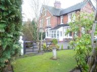 semi detached home for sale in Leek Road...