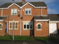 2 bed semi detached property in Talbot Court...