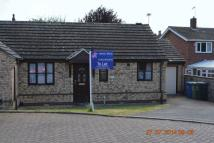 Bungalow to rent in Railway Court, Saxilby...