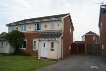 semi detached house in Sycamore Grove...