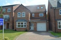 Detached property in Minerva Way...