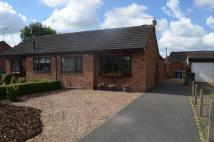 2 bedroom Semi-Detached Bungalow for sale in Rivehall Avenue, Welton...