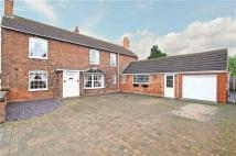 Detached house in Lincoln Road, Fenton...
