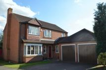 Detached house in Manor Rise, Reephan...