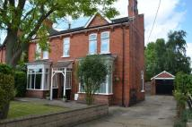 4 bed semi detached property for sale in Church Road, Saxilby...