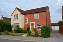 4 bed Detached house in Northfield Road, Welton...
