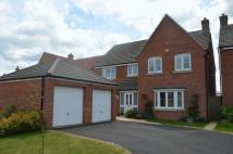 5 bedroom Detached house in Temple Goring, Navenby...