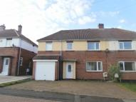 semi detached home in Salisbury Crescent...