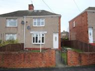 2 bed semi detached home in Beech Crescent...