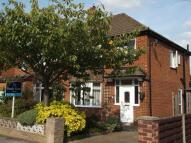semi detached home for sale in Montague Crescent...