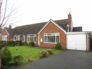 2 bed Semi-Detached Bungalow for sale in Beech Road, Garstang...