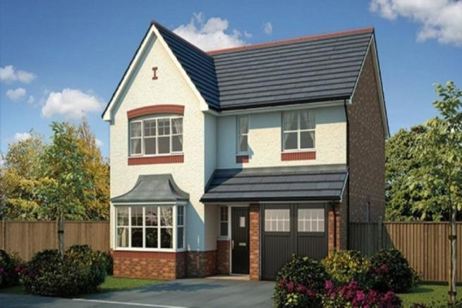 4 bedroom detached house for sale in bowland view stubbins