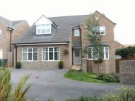 5 bedroom Detached home in Chapel Close, Howden...