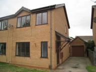 semi detached house in Birkdale Drive...