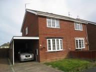 2 bedroom semi detached home in Steeping Drive...