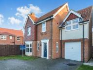 Detached home for sale in Owmby Close, Immingham...