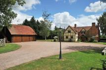 4 bed Detached property for sale in Hanbury, Worcestershire