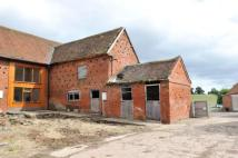 Barn Conversion for sale in Upton Warren, Bromsgrove...
